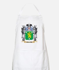 Malone Coat of Arms - Family Crest Apron