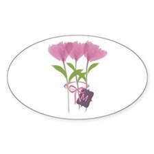 Custom Cute Pink Watercolor Peonies Decal