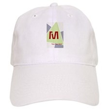 Cool Bright Monogram Cap