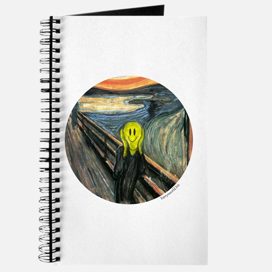 Smiley Scream Journal