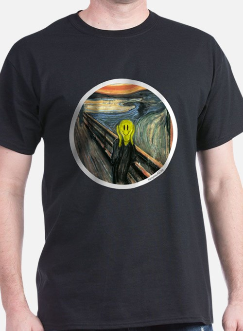 Smiley Scream T-Shirt