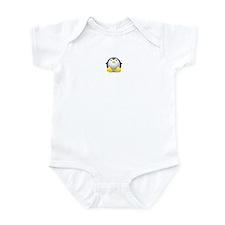 LINUX LOGO TUX PENGUIN Infant Bodysuit