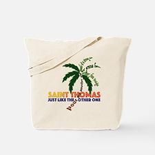 Cute St. thomas Tote Bag