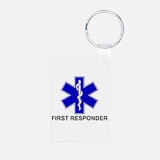 BSL - FIRST RESPONDER Keychains