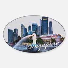 Singapore Decal