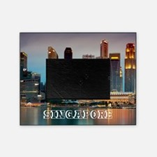 Singapore Picture Frame