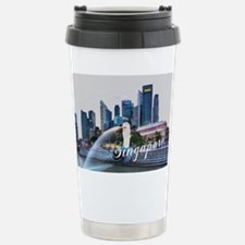 Singapore Stainless Steel Travel Mug