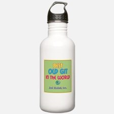 Best Old Git and Modes Water Bottle