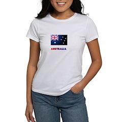Flag of Australia Tee