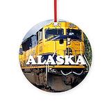 Alaskan Round Ornaments