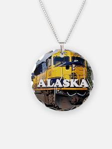 Alaska Railroad Necklace