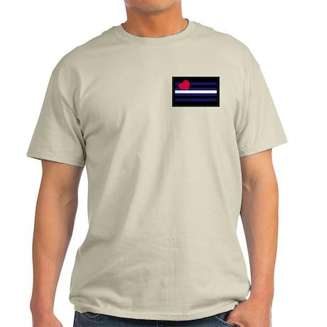 BDSM Flag - Light T-Shirt