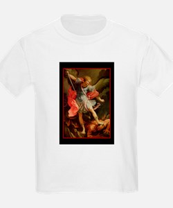 St. Michael - T-Shirt