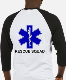 BSL Rescue Squad Baseball Jersey