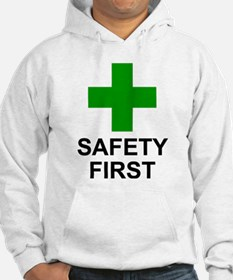 SAFETY FIRST - Hoodie