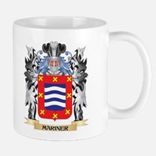 Mariner Coat of Arms - Family Crest Mugs