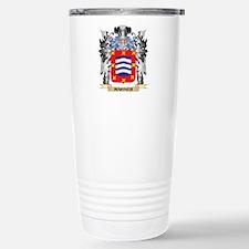 Mariner Coat of Arms - Thermos Mug