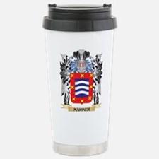 Mariner Coat of Arms - Travel Mug