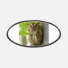 Red Sreech Owl Patch