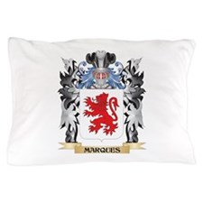 Marques Coat of Arms - Family Crest Pillow Case