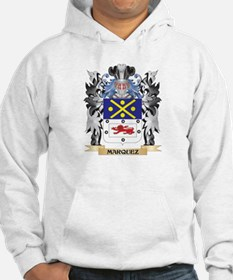Marquez Coat of Arms - Family Cr Hoodie