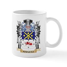 Marquez Coat of Arms - Family Crest Mugs