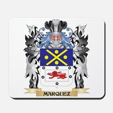 Marquez Coat of Arms - Family Crest Mousepad