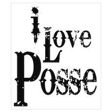 I Love Posse 1 Poster