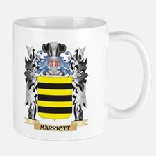 Marriott Coat of Arms - Family Crest Mugs