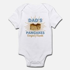 Dad's Pancakes Infant Bodysuit