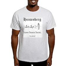 Heisenberg Observer T-Shirt