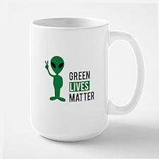 Green Lives Matter Mug