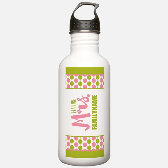 Personalized Future Mr Water Bottle