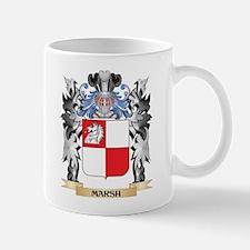 Marsh Coat of Arms - Family Crest Mugs