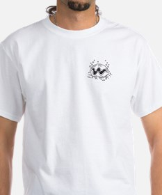 White Steamed Clam T-Shirt