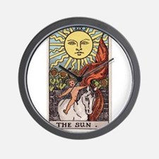 """The Sun"" Wall Clock"