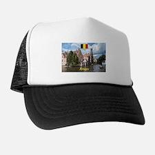 Stunning! Bruges canal Hat