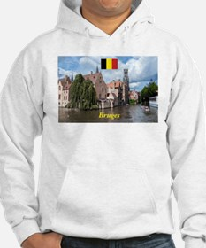 Stunning! Bruges canal Jumper Hoody