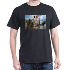Stunning! Bruges canal T-Shirt