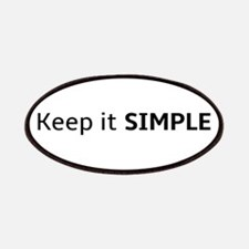 Keep It Simple Patch