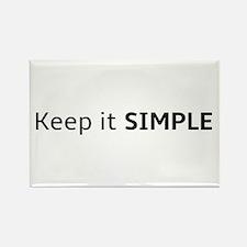 Keep It Simple Magnets