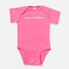 Keep it SIMPLE Baby Bodysuit