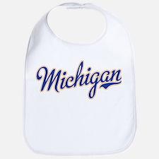 Michigan Script Font Bib