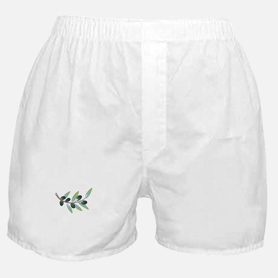 OLIVE BRANCH Boxer Shorts