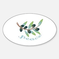 OLIVE BRANCH PEACE Decal