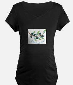 OLIVE BRANCH PEACE Maternity T-Shirt