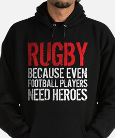 Rugby Football Heroes Hoody