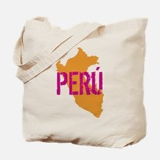 COLORFUL PERU - Tote Bag