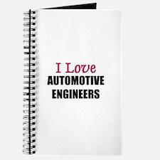 I Love AUTOMOTIVE ENGINEERS Journal