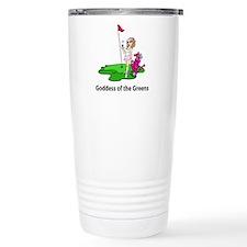 Sexy lady Thermos Mug